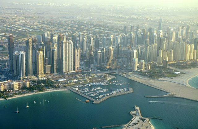 31 невероятное фото Дубая с борта беспилотника