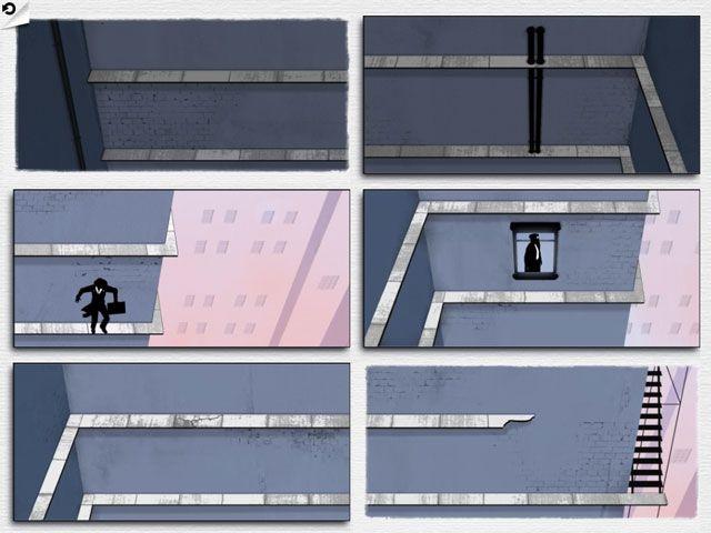 Framed - лучшая игра года по версии создателя Metal Gear