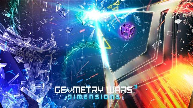 Geometry Wars 3: Dimensions - взрывной космический шутер для iPhone и iPad