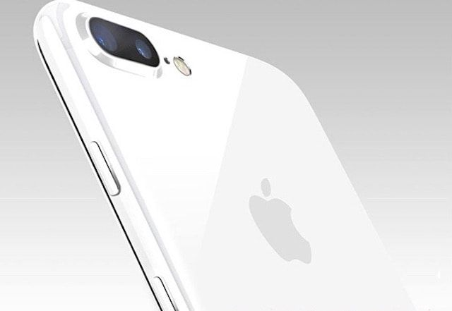 iPhone 7 и iPhone 7 Plus в цвете «белый оникс»