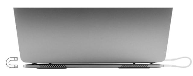 Line Dock - внешний аккумулятор для MacBook