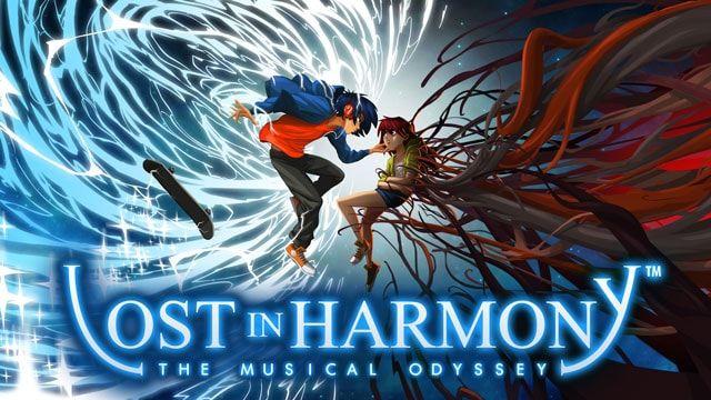 Lost in Harmony для iPhone и iPad - раннер с добрым сюжетом и необычным геймплеем