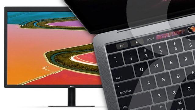 Мониторы, совместимые с MacBook Pro 2016