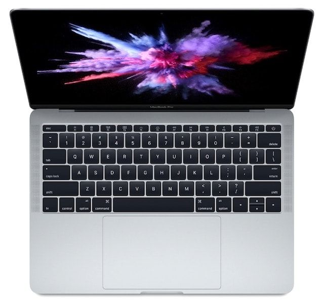 MacBook Pro 2016 без Touch Bar
