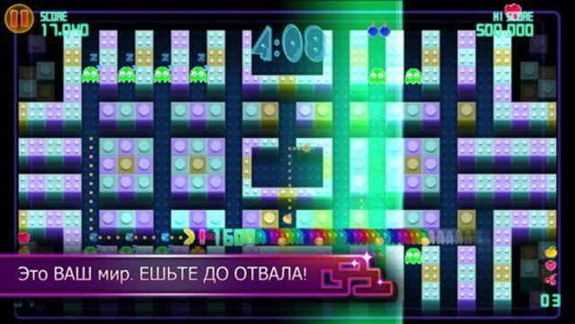 Обзор игры PAC-MAN Championship Edition для iPhone, iPad и Apple TV - легендарная аркада в современном облачении
