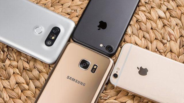 ТОП смартфонов с самой быстрой зарядкой батареи. iPhone 7 далеко позади