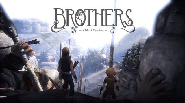 Игра Brothers: A Tale Of Two Sons — погрузитесь в фанастическую атмосферу скандинавских сказок