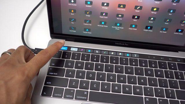 15 подсказок для эффективной работы с Touch Bar в MacBook Pro 2016