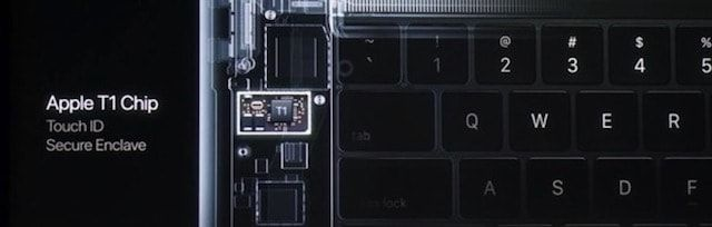 touch bar macbook