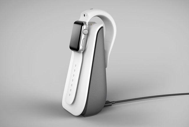 CMRA - новый ремешок для Apple Watch с двумя камерами