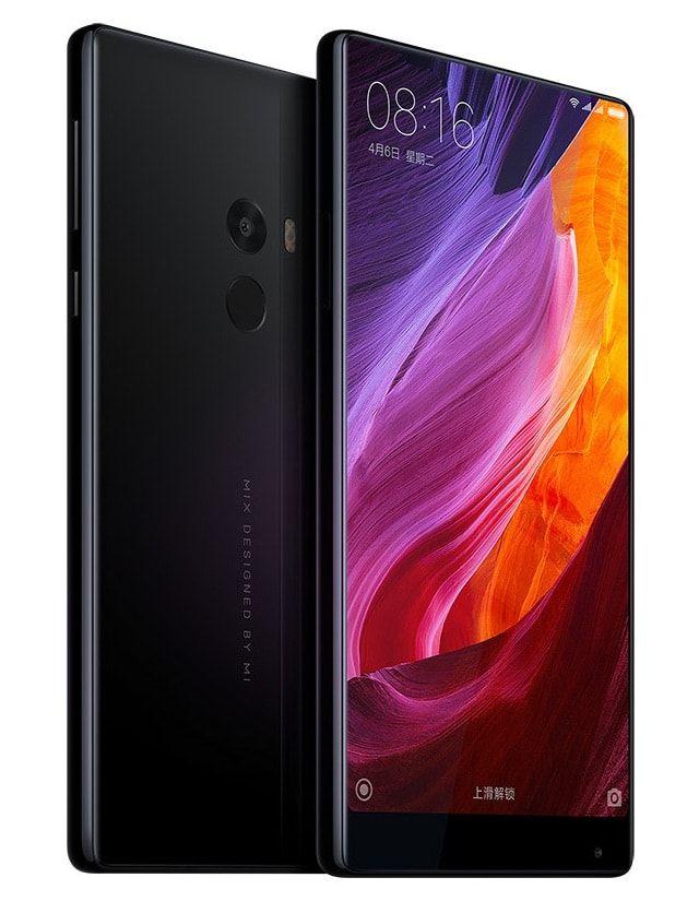 Xiaomi Mi Mix - первый китайский cмартфон с ценой, как у iPhone
