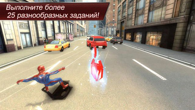 Игра Новый Человек-Паук для iPhone и iPad