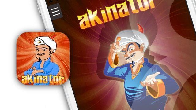 Akinator the Genie для iPhone и iPad - джинн