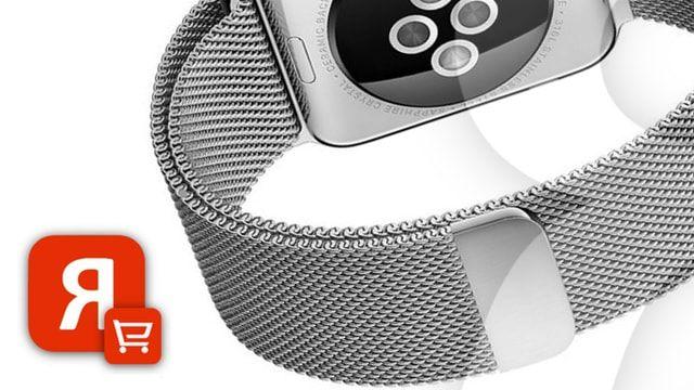 ремешки для Apple Watch с AliExpress