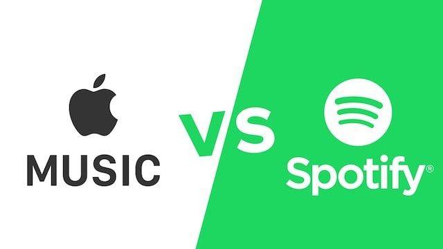 Apple Music или Spotify