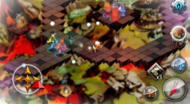 Обзор Bastion для iPhone и iPad - увлекательная и красочная экшен-RPG