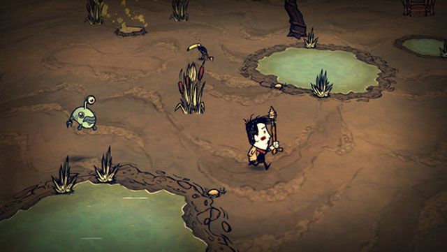 Don't Starve: Shipwrecked - увлекательная игра на выживание