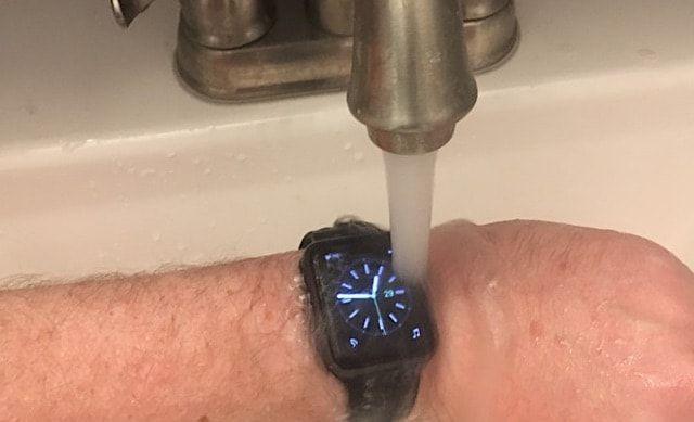 Заедает колесико Digital Crown в Apple Watch
