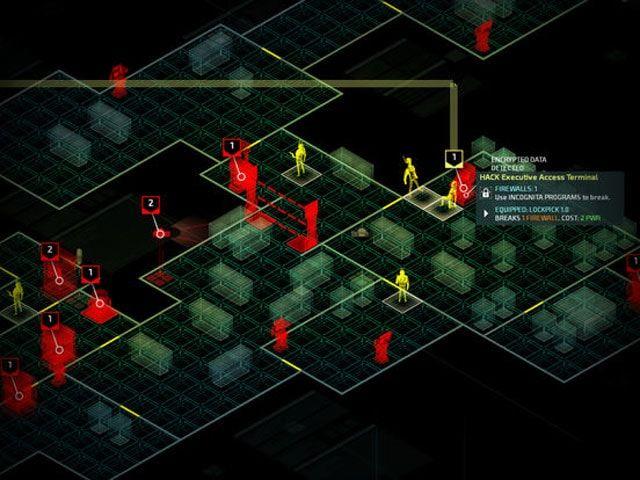 Игра Invisible, Inc для iPad - постапокалиптический стелс-экшен с элементами rogue-like