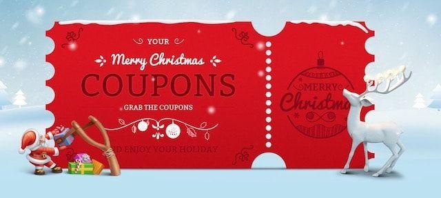 Новогодняя распродажа + призы на GearBest