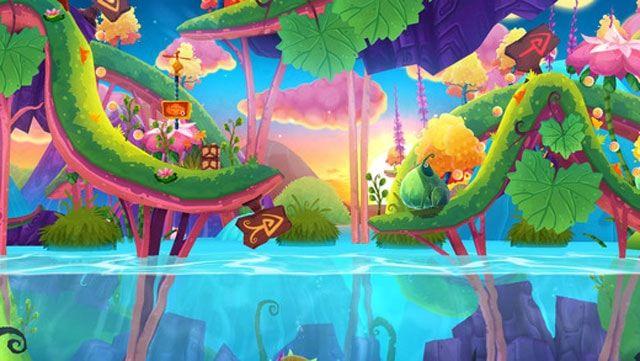Обзор игры Heroki для iPhone, iPad и Apple TV - красочный приключенческий платформер от SEGA