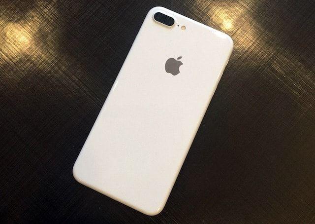 iphone 7 plus white