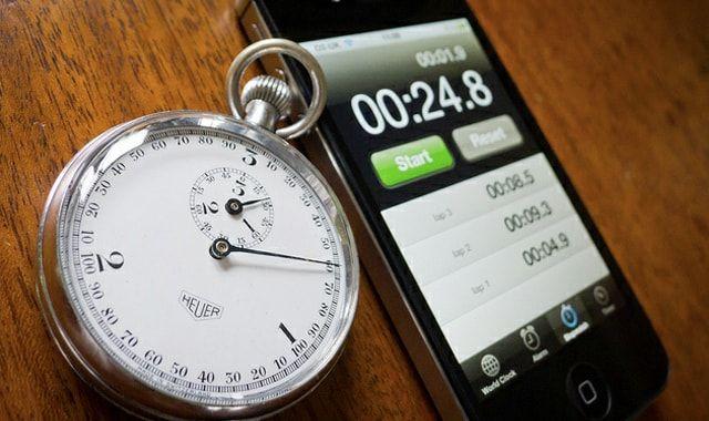 Что будет с iPod, если дождаться на его секундомере цифры в 9999 часов?