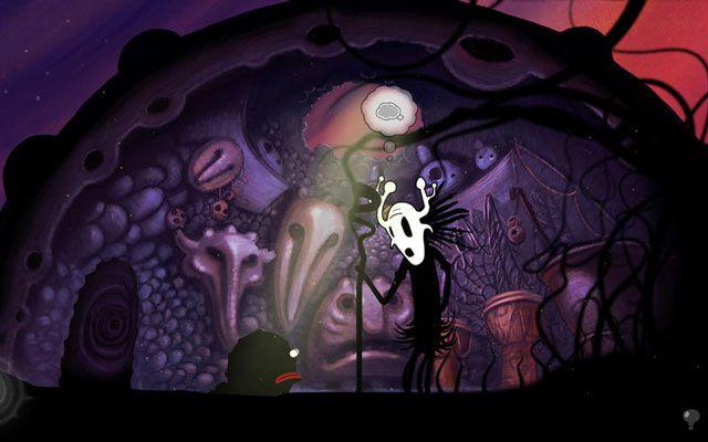 Обзор игры Karma. Incarnation 1 для Mac - психоделический квест по астральным мирам