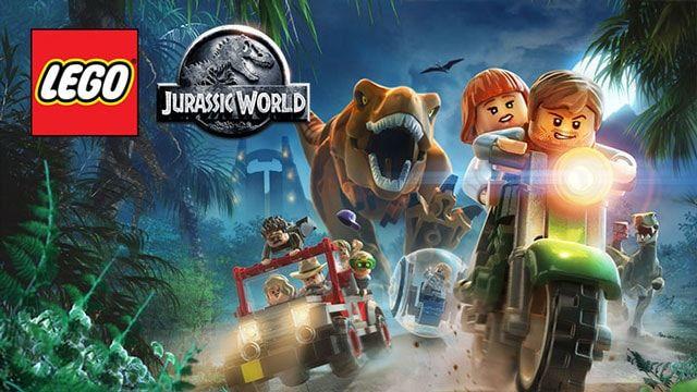 Обзор игры LEGO Jurassic World для iPhone и iPad - настоящее лего с динозаврами