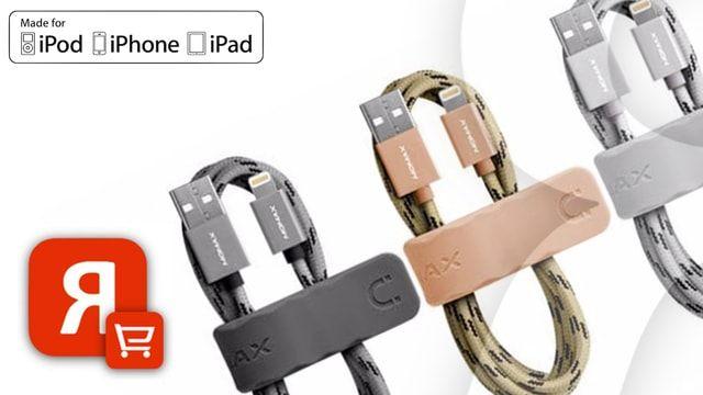 MFI Lightning-кабели для iPhone и iPad, не уступающие оригинальному