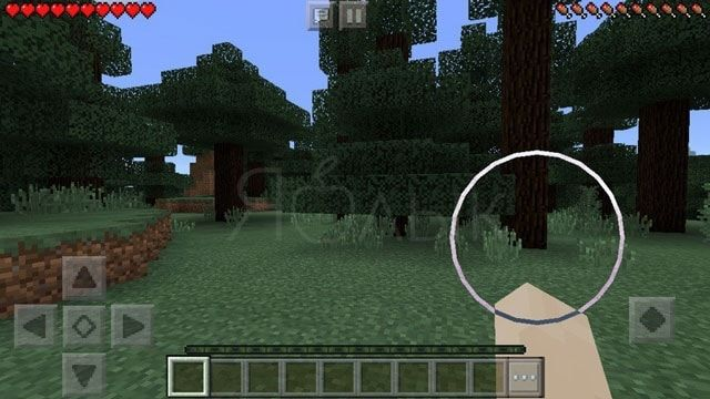 """Обзор Minecraft Pocket Edition для iPhone и iPad - легендарная """"песочница"""" у Вас в кармане"""