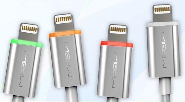 Lightning-кабель Mipow для iPhone и iPad