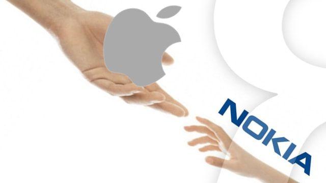 Nokia против Apple