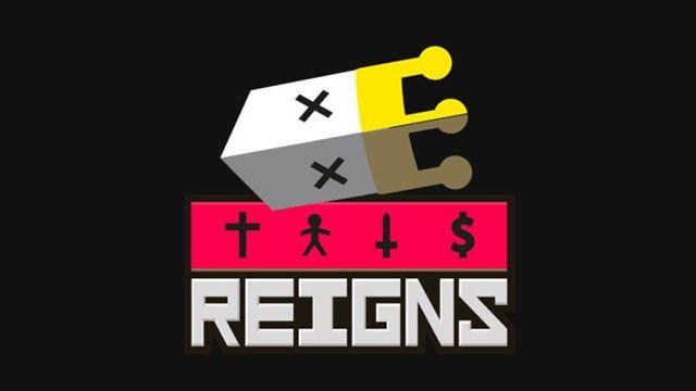 Игра Reigns для iPhone и iPad - одна из лучших карточных стратегий