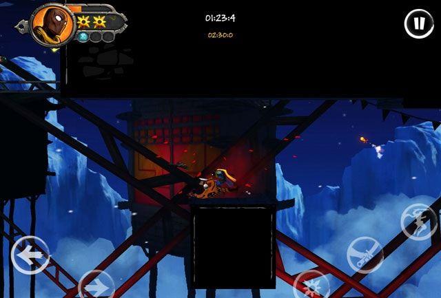 Shadow Blade: Reload для iPhone и iPad - дополненное переиздание знаменитого платформера