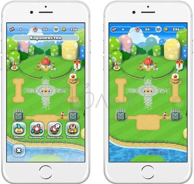 Обзор игры Super Mario Run для iOS
