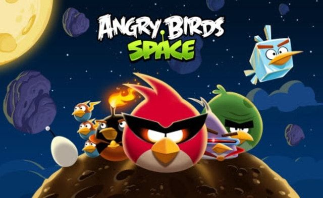 Angry Birds Space для iPhone