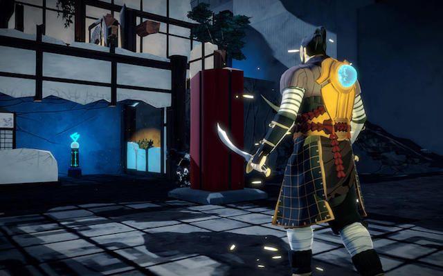 Обзор игры Aragami для Mac
