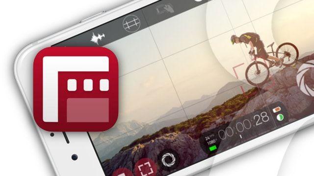 Filmic Pro камера для iPhone