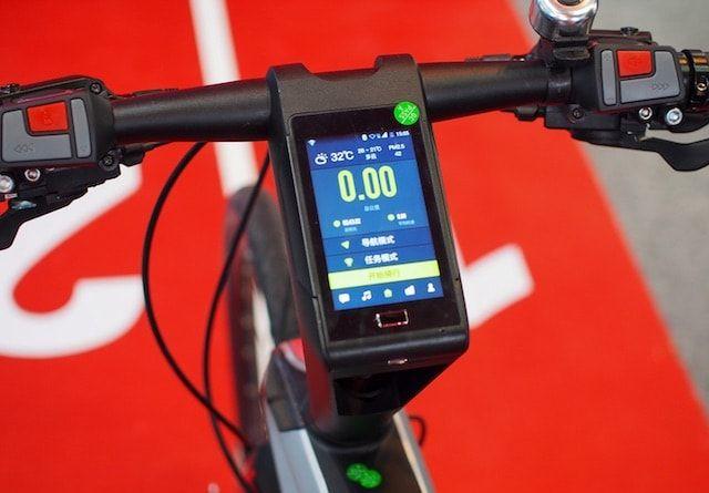 LeEco Smart Bike - велосипеды под управлением Android