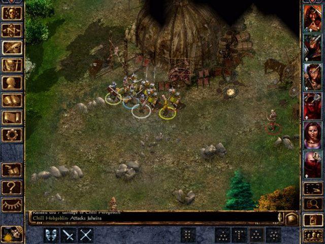 Игра Baldur's Gate: Enhanced Edition для iPhone и iPad - переиздание культовой RPG
