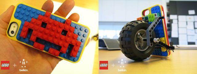 Чехол Belkin Lego