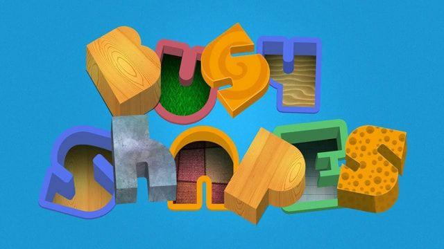 Busy Shapes - приложение для малышей, развивающее логическое мышление