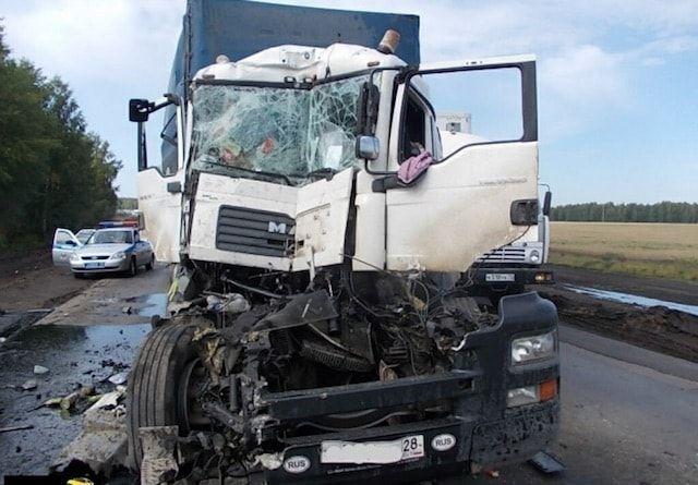 Водитель грузовика