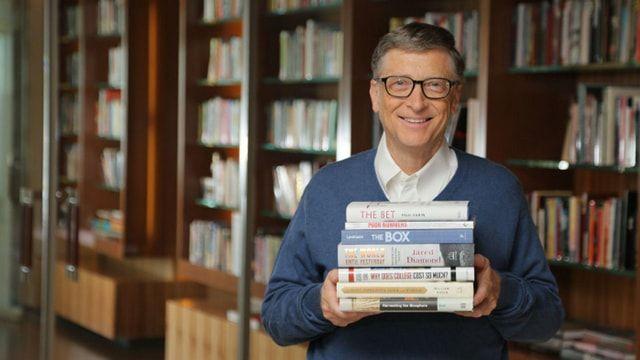 Что читают миллиардеры? 10 любимых книг руководителей мировых корпораций