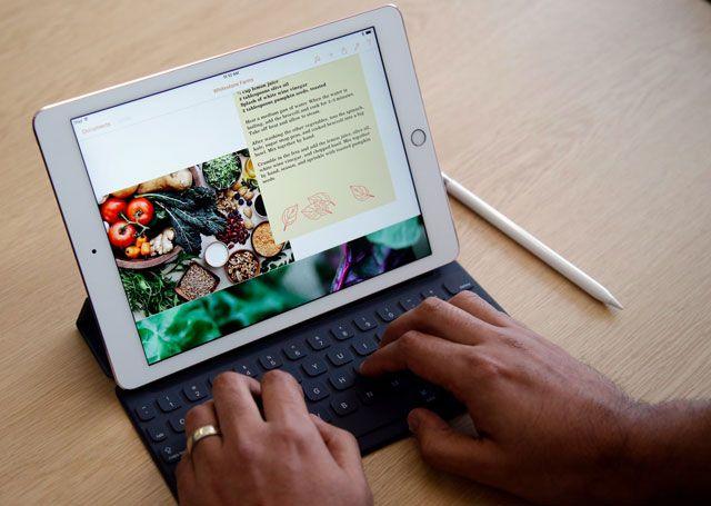 iPad Pro с диагональю экрана 10,5 дюйма