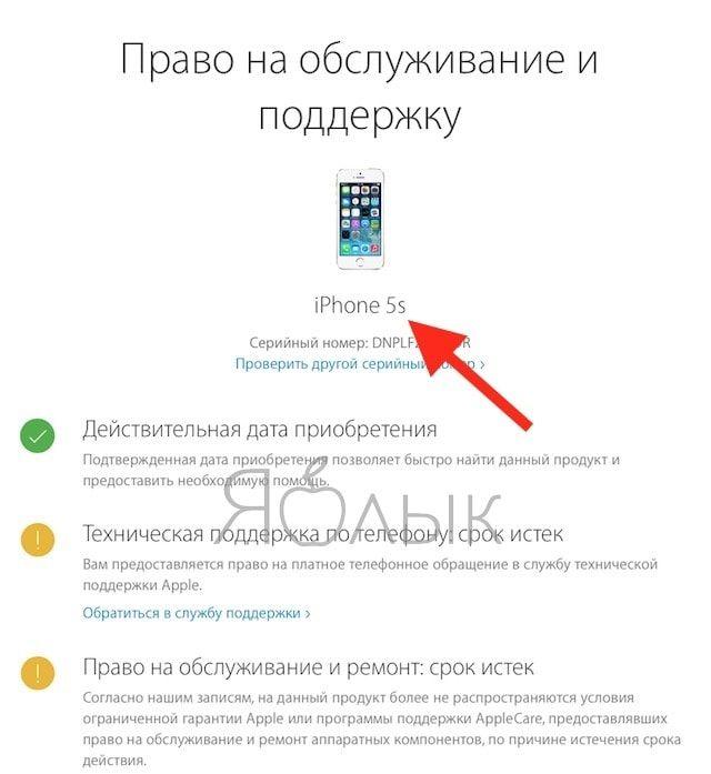 Как отличить iPhone SE от iPhone 5s при покупке