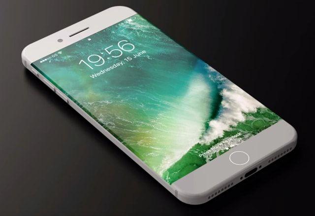 В Сети появился новый концепт iPhone 8