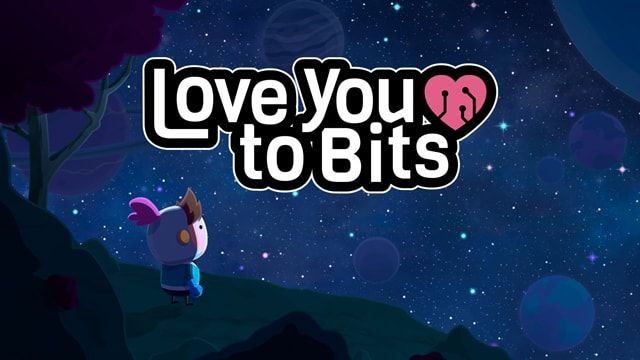 Игра Love You To Bits - невероятно красивая история о любви в космосе
