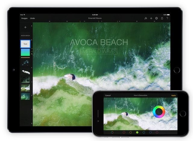 Графический редактор Pixelmator для iPhone и iPad